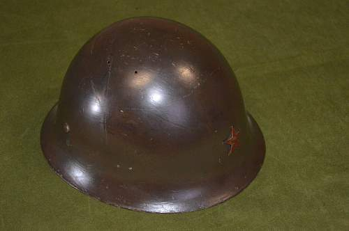 Type 90 Helmet, What did I miss?