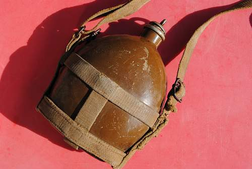 Japanese Relic Canteen