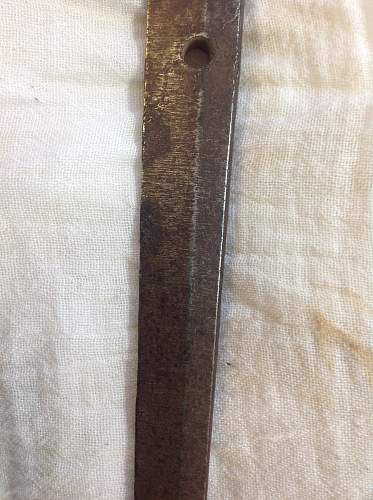 Japanese Officer's sword: Real or Fake?