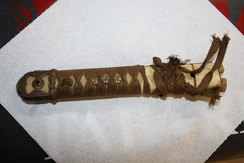 Sword #3 from collection