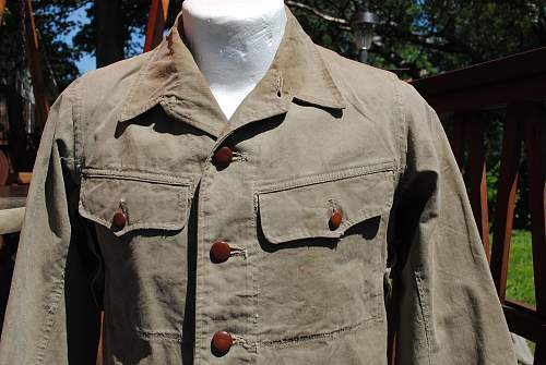 Japanese Army Tunic
