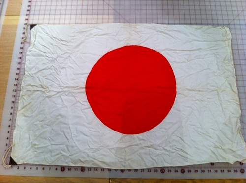 Click image for larger version.  Name:WWII - Japanese Flag 5.jpg Views:13 Size:95.1 KB ID:703762