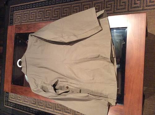 Japanese tunic