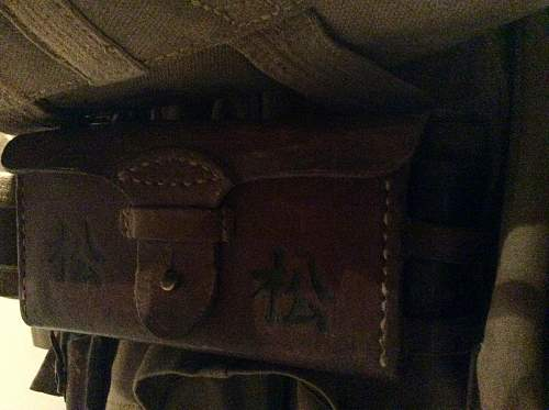 Japanese Ammo Pouch