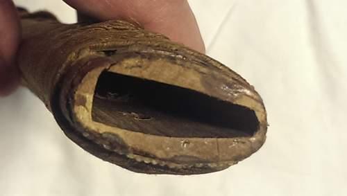 Katana identification