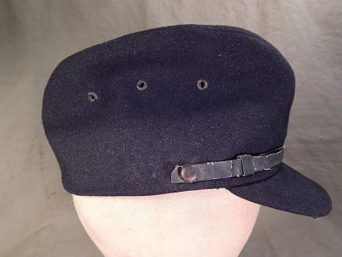 Military police soft cap