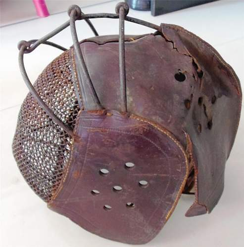 Is this a Japanese Kabuto? Any ideas?