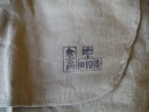 Japanese flea market finds
