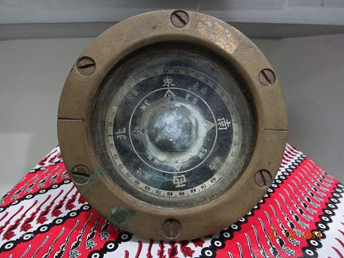 Japanese Naval Compass?