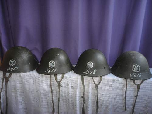 Opinions on this lot of civilian helmets?
