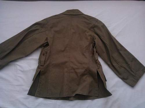 Japanese tunic help please.