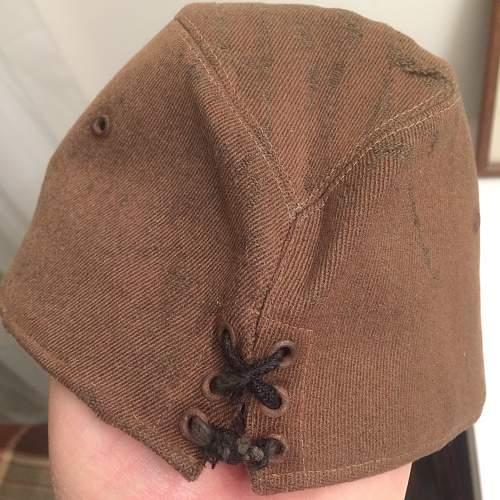 Need some help identification of IJA Cap