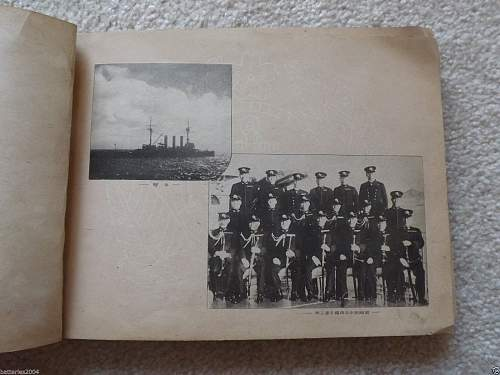 Japanese book from ebay - military history or graduation?