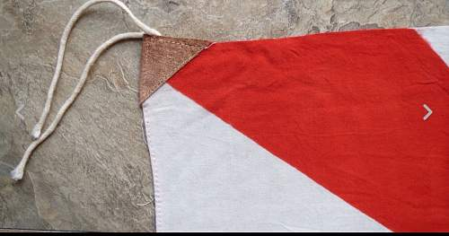 Is this Japanese Flag authentic?