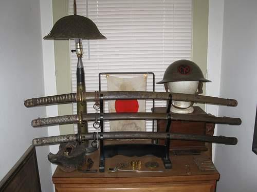 My WWII Japanese Sword