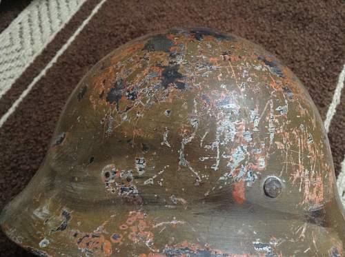 Type-90 combat helmet. Thoughts?