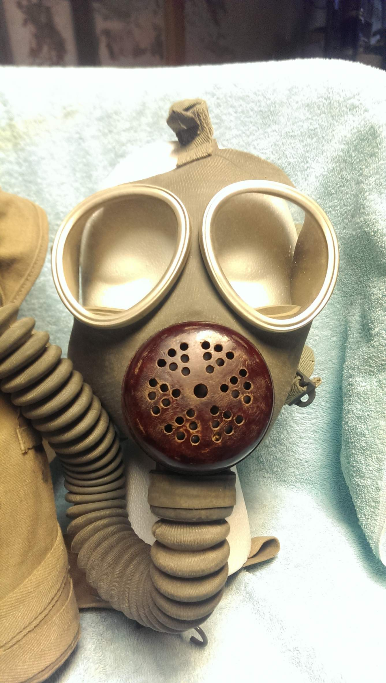 Find Gas Near Me >> Type 93 - Model 2 Japanese Gas Mask