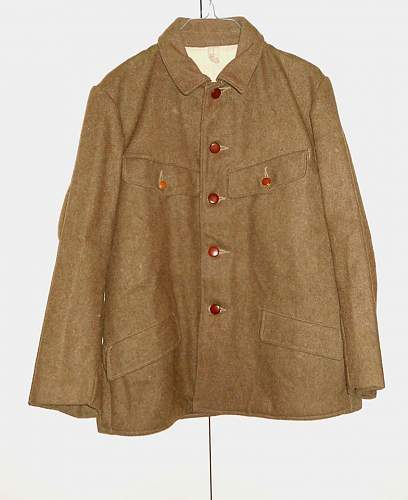 Is this a WW2 uniform?
