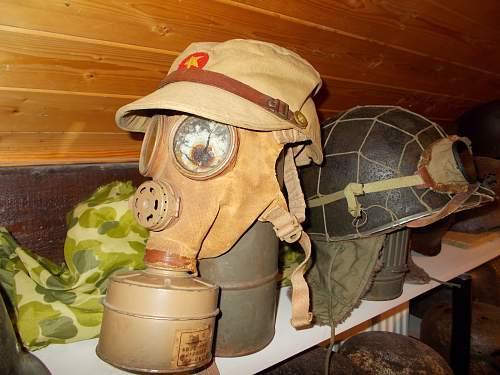 Type 99 Japanese Gask Mask