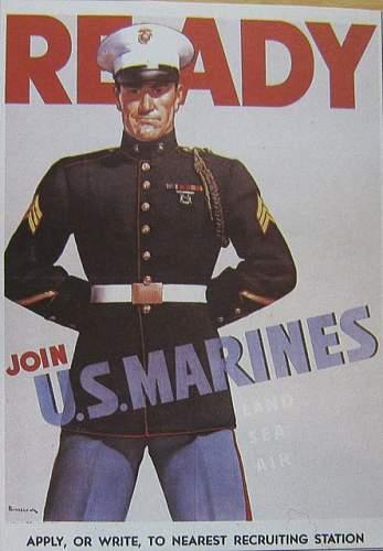 IJN recruiting poster
