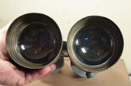 15x80 Big Eye binoculars for review