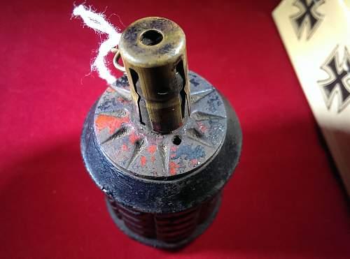 Japanese Hand Grenade