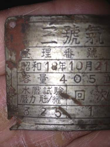 Japanese Data Plates, need help..