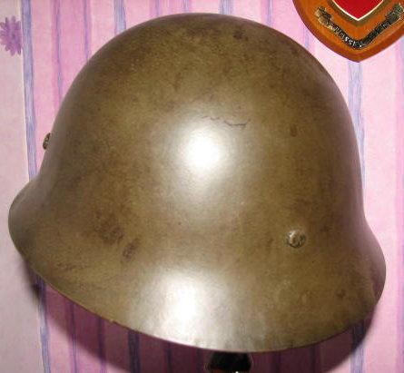 Japanese Civil-Defence helmet