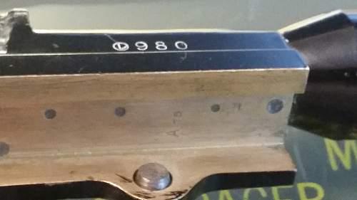 Info request - Type 99 Machine Gun Scope - Details