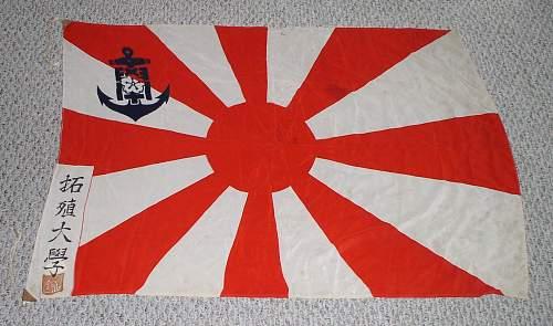 IJN Flag opinon