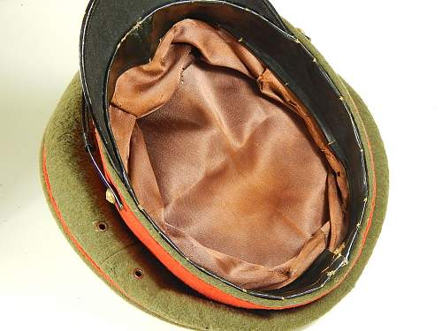 Japanese army hat