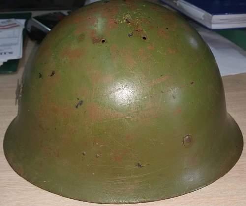 Type 90 Japanese Helmet?