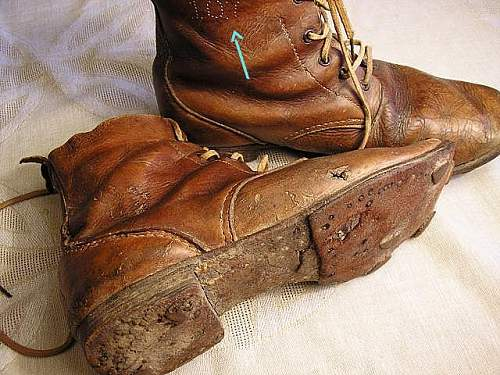 IJA Officers Boots