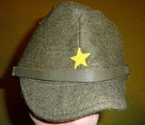 The Development of the Army Field Cap (1932-1938)