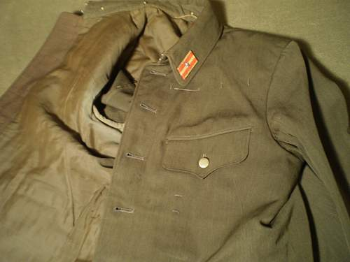 WW2 Japanese Uniform real or fake