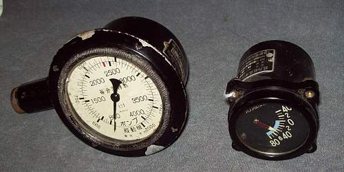 ID a Japanese Tachometer as to Usage... Tank, Sub, etc.??