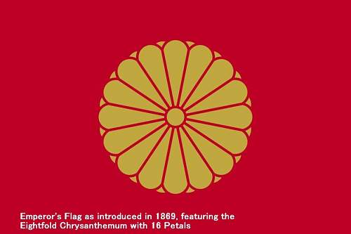 The Chrysanthemum, the Rising Sun and the Star