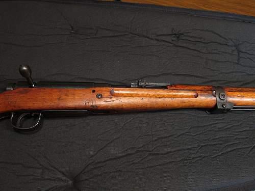 Arisaka Rifle - Type 99