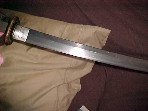 Any help on this sword please