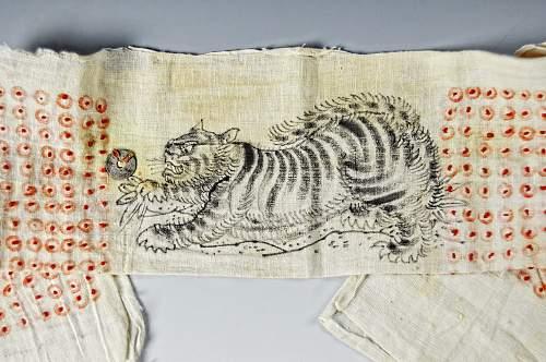 Tiger Senninbari
