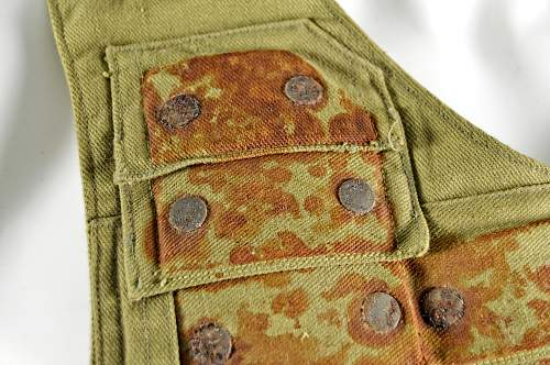 Japanese WWII Body Armor