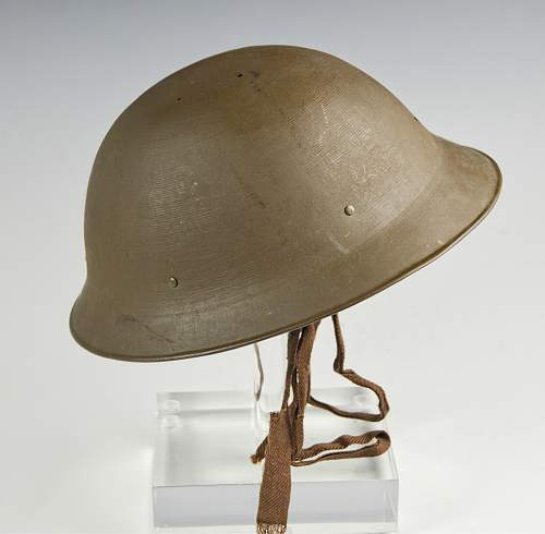 Lightweight Civil Defense Helmet