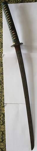 Sword identification (and possible repair)