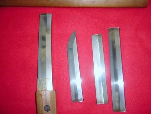 Japanese sword !! is this a legit sword?