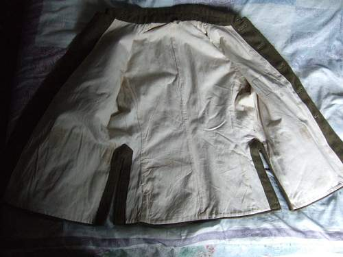 Japanese uniform identification