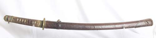 Japanese Wakizashi- but from when? I would appreciate some input please