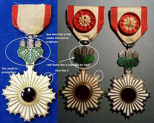 Order of the Rising Sun 4th Class