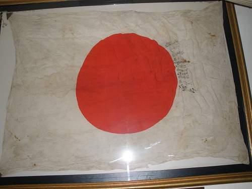 Neat Japanese flag