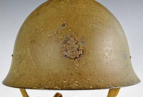 Steel Anchor Navy Helmet