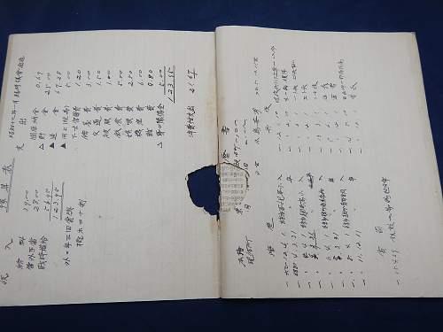 Click image for larger version.  Name:Kijima Yoshio Diary 4 (2).jpg Views:59 Size:208.8 KB ID:988061